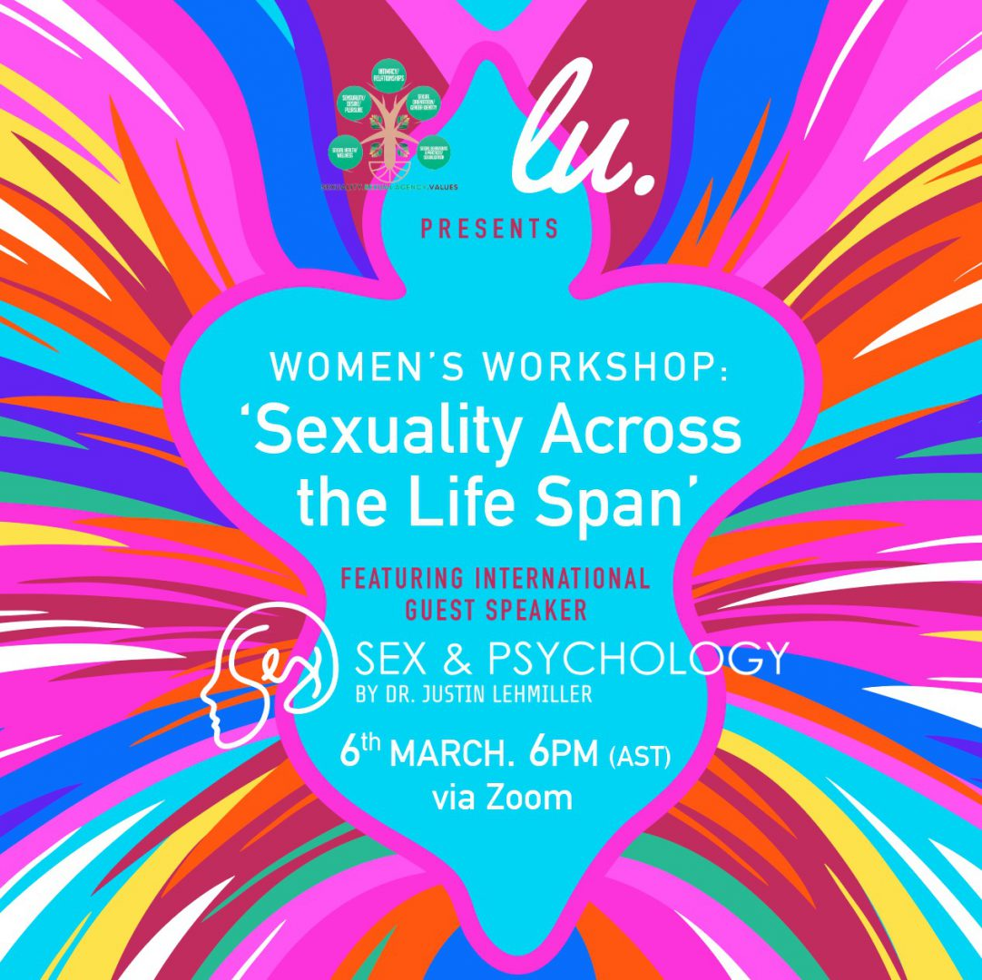 Women's Workshop: Sexuality Across The Life Span